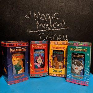 Disney Pocahontas Burger King cups